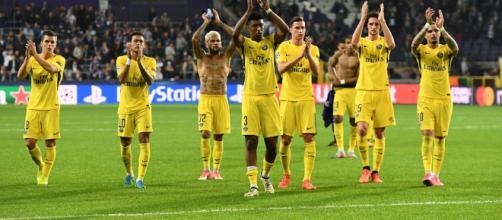 Le Paris Saint Germain s'est montré conquérant contre Dijon