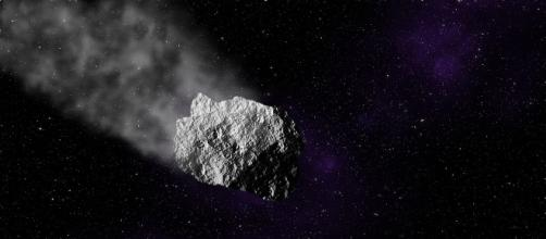 Meteor Space Stars Asteroid [Img via maxpixel.freegreatpicture | Creative Commons Zero - CC0]
