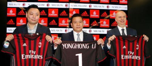 Milan: Berlusconi e Li Yonghong rispediscono al mittente tutte le accuse.