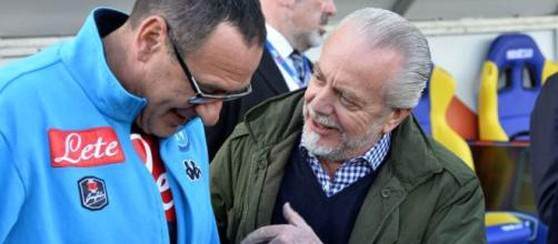 Napoli Sarri rinnovo di contratto - today.it