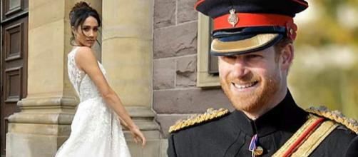 Prince Harry and Meghan Markle are having their wedding their way [Image: The ROYAL FAMILY News/YouTube screenhot]