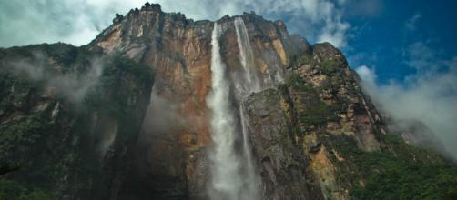 Salto Angel, la catarata mas alta del mundo