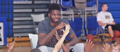 Should the Cleveland Cavaliers trade for Nerlens Noel? / Photo via Regina/acrphoto, Flickr CC