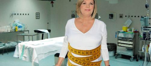 Terelu Campos y su próxima lipsucción.
