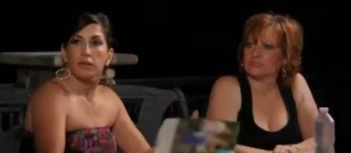 The latest 'RHONJ' rumors indicate that Jacqueline Laurita and Caroline Manzo are coming back. [Image via RealHousewivesmania/YouTube]