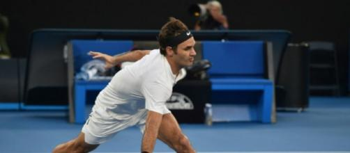 What.IsUp : Open d'Australie: Roger Federer en toute décontraction - isup.ws