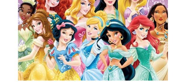 A princesa de Aquário é a Elsa