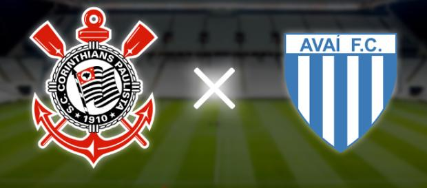 Copa de Futbol Junior: Corinthians vs Avaí