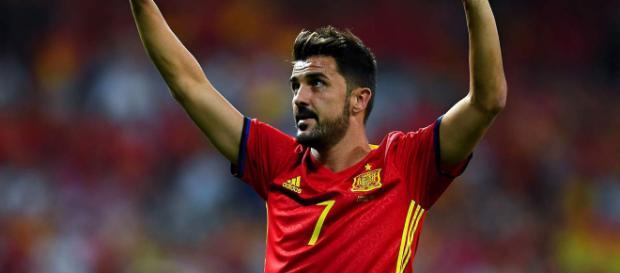 David Villa ansioso por ser seleccionado para el equipo que irá al mundial