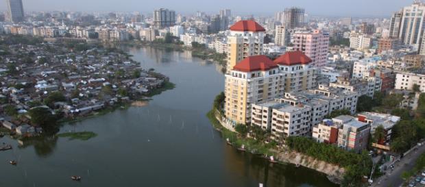 Dhaka, Bangladesh | View of Dhaka, Bangladesh, from the roof… | Flickr - flickr.com