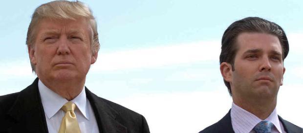 Donald Junior, de tal palo tal astilla - semana.com