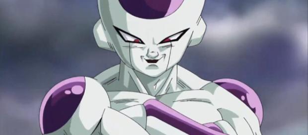 Dragon Ball Super - auf welcher Seite steht Frieza?