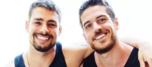 Globo aposta em casal formado por Pigossi e Cauã Reymond em nova novela.