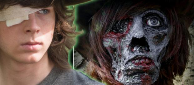 Is Chandler Riggs Leaving The Walking Dead? Carl Getting Killed ... - cosmicbooknews.com