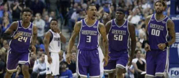 Jones: The Sacramento Kings estan que arden