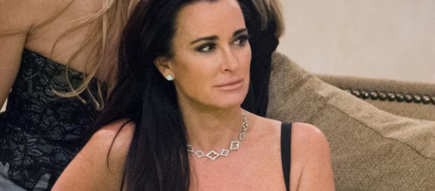 Kyle Richards is seen on 'The Real Housewives of Beverly Hills.' [Photo via Bravo/YouTube]