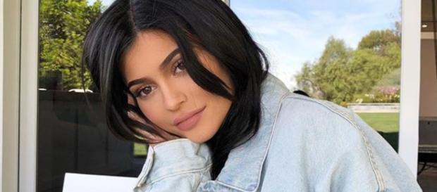 Kylie Jenner just leaked her biggest baby clue yet. [Image via Kylie Jenner/Instagram]