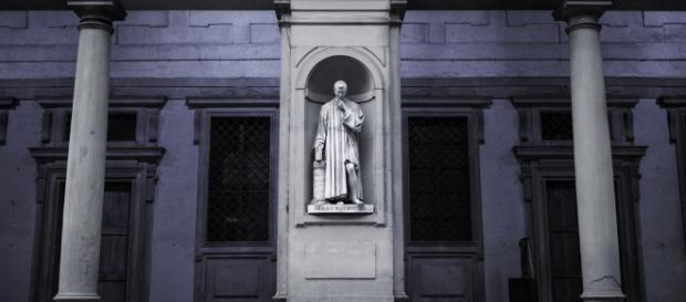 Machiavelli statue -- Keiren Mac/Flickr