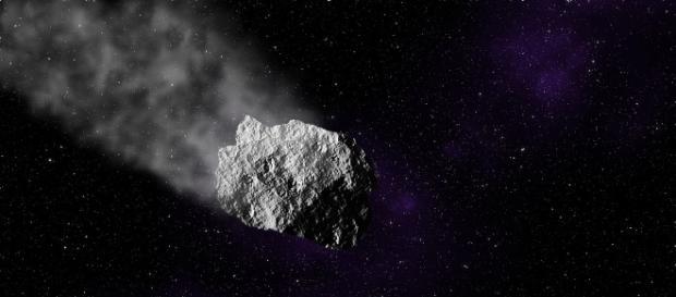 Meteor Space Stars Asteroid [Img via maxpixel.freegreatpicture | Creative Commons Zero - CC0]