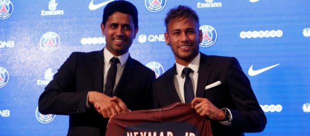 Nasser Al-Khelaifi a évoqué sur Neymar et Ronaldo