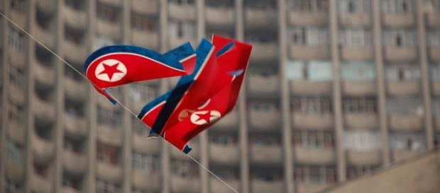 North Korean Flag -- (stephan)/Flickr.