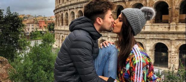 Sofía Suescun y Alejandro Albalá; su escena sexual en una habitación de hotel