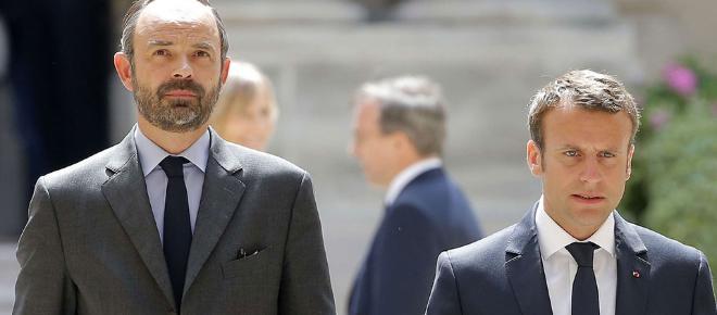 NDDL, Sécurité routière: Edouard Philippe, le fusible de Macron