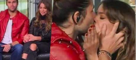 Luca Onestini e Ivana Mrazova si baciano in diretta tv | BitchyF - bitchyf.it