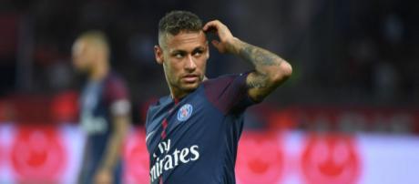 Neymar Jr. - Match de Ligue 1, Paris Saint-Germain (PSG) contre ... - purepeople.com