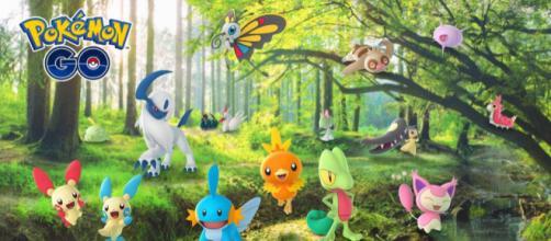 50 Pokémon di Hoenn e altre importanti novità sono ora disponibili ... - pokemonmillennium.net