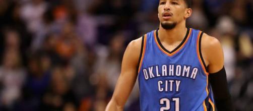 Actualizaciones del Jugador de Oklahoma City, Andre Roberson