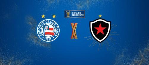Bahia x Botafogo ao vivo no Esporte Interativo