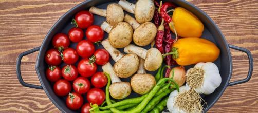 Colorful vegetables. - [Image via Pixabay]