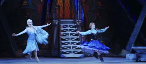 Disney on Ice Presents 'Frozen.' - [Disney on Ice Channel / YouTube screencap]