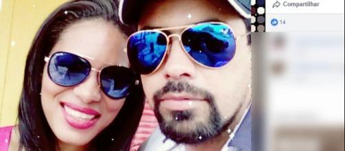 Edilene Coelho dos Santos foi morta pelo esposo. (Foto: Facebook/Reprodução)