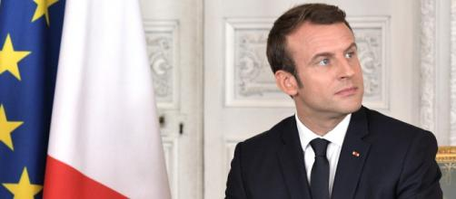 Emmanuel Macron says Brexit could still be reversed. - [Image via http://www.kremlin.ru/events/president/news/54617/photos]