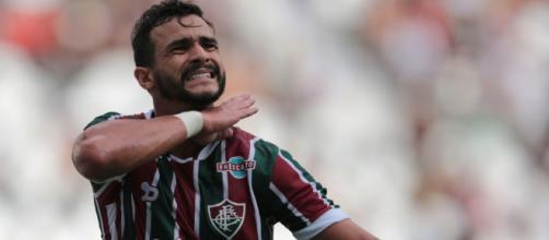 Henrique Dourado del Fluminense.