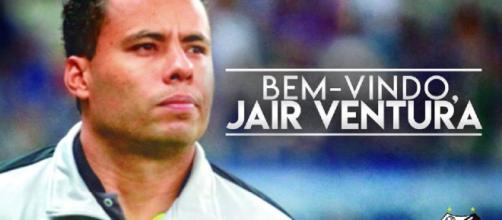 Jair Ventura tuvo éxito en su debut con el Santos.