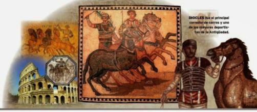 Cayo Apuleyo Diocles: el auriga emeritense más famoso y aclamado