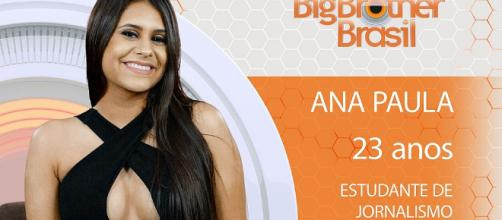 Lista oficial Big Brother Brasil 2018