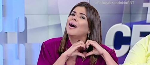 Mara Maravilha foi expulsa por Silvio