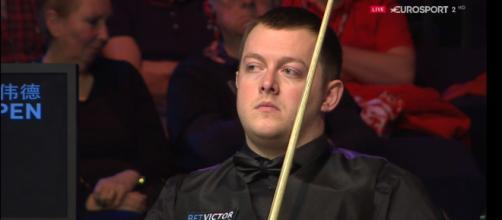 Mark Allen has now become a Masters Champion for the first time...