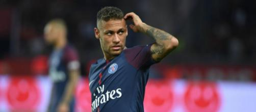 Neymar Jr. - Match de Ligue 1, Paris Saint-Germain (PSG) contre ... - purepeople.com