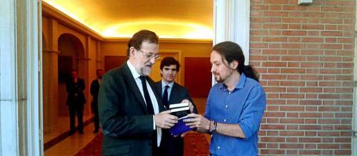 Pablo Iglesias propone un debate sobre el estado de la Nación