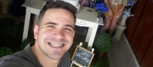 Patrick era português, mas tornou-se polícia no Rio de Janeiro, onde foi morto com 15 disparos