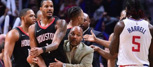 Persecución, golpes y amenazas en los vestuarios tras el Clippers ... - elpais.com