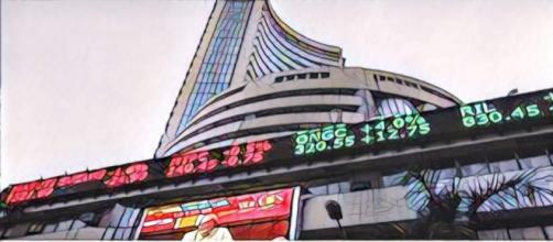 Sensex hits another peak (Image Credit: Money Control/Youtube)
