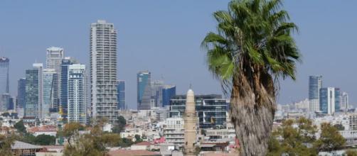 Tel Aviv / Israel | 4K Stock Video 663-832-633 | Framepool ... - framepool.com