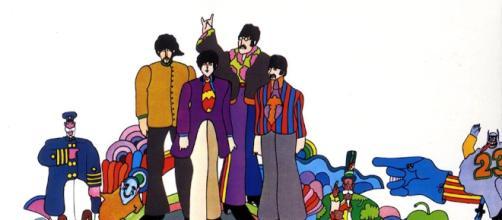 The Beatles 50à anniversario di Yellow Submarine (Foto - nerdist.com)