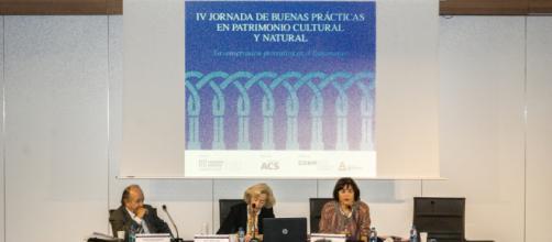 26 de enero de 2018 en Madrid: V Jornadas de Buenas Prácticas en Patrimonio